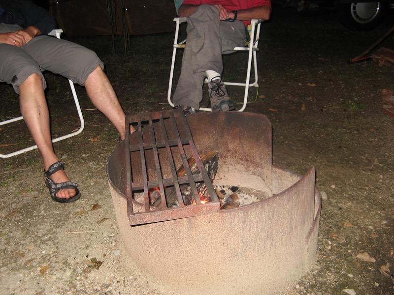 Saltery Bay Provincial Campground ,  Sunshine Coast