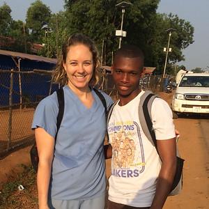Susie Foster - Sierra Leone 2015