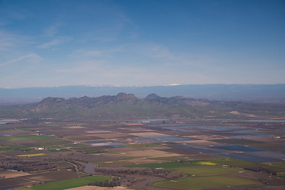 Sutter Buttes and the North Valley