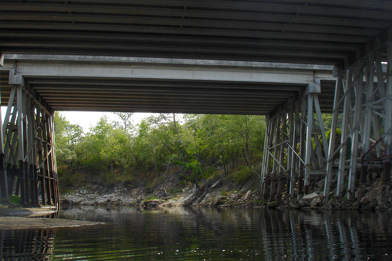 Suwannee River and I-75