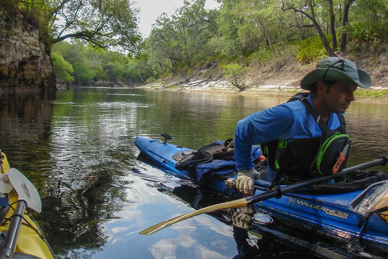 Suwannee River Near White Springs
