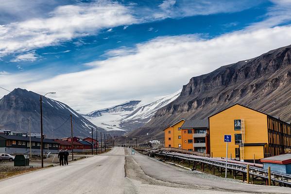 Svalbard July 2016