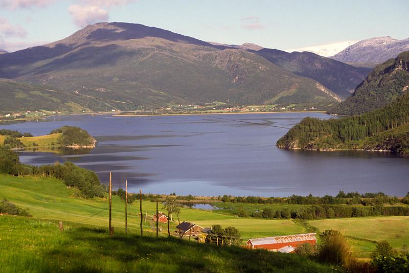 Lönsdal, Norway