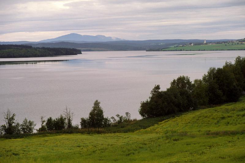Lake Kallsjön