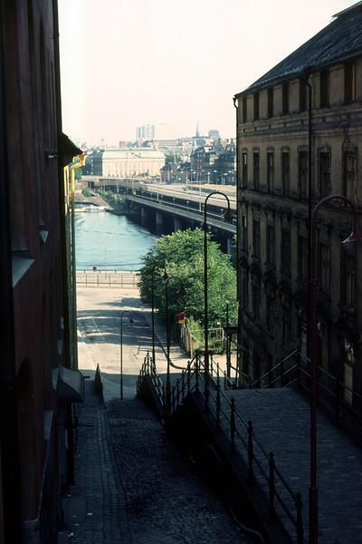 Hornsgatan-Pustergränd