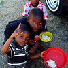Boys Sitting*