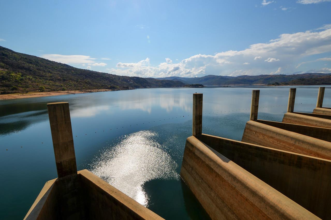 Maguga Dam, Swaziland