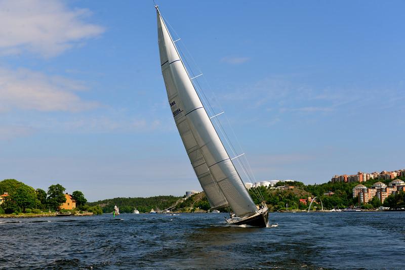 Around the Stockholm archipelago
