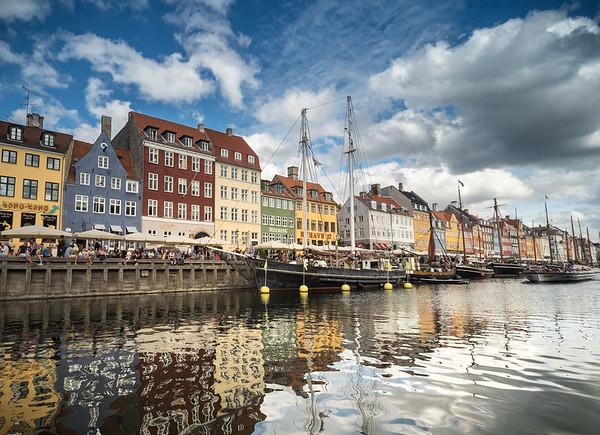 Picturesque Copenhagen