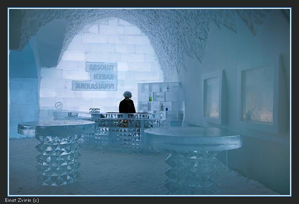 Ice Bar, 2011