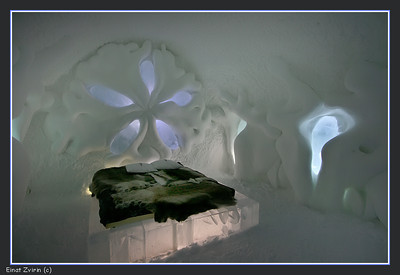 The Flow Suite, Ice Hotel 2011