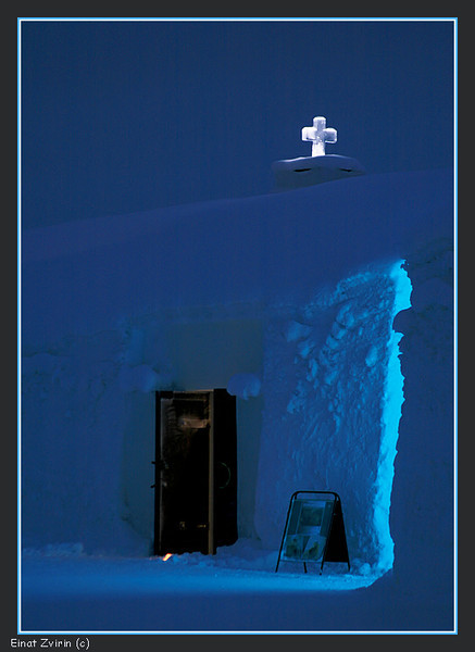 Ice Hotel Church, 2011