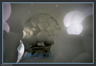 The Bubble Suite, Ice Hotel 2011