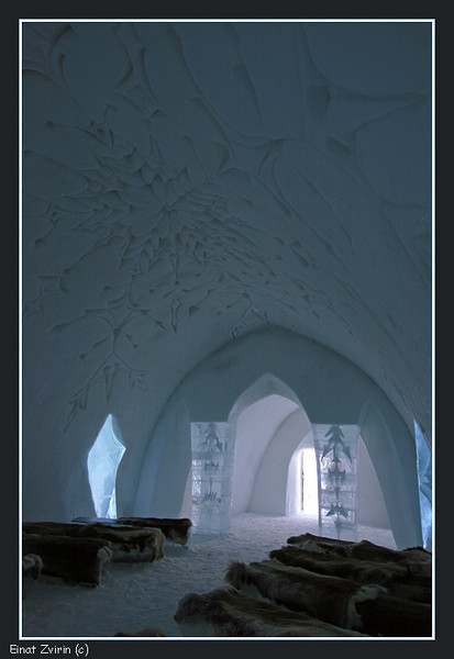 Church, Ice Hotel 2008