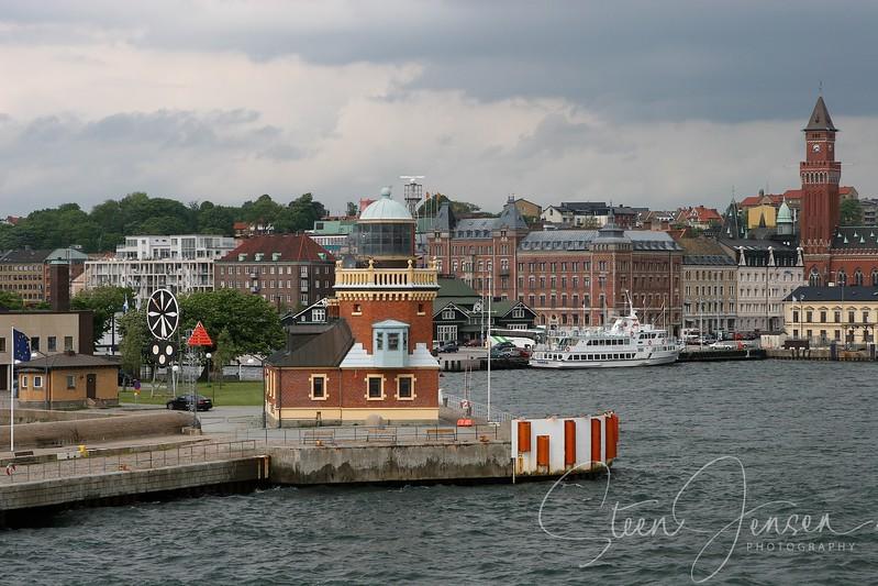 Travel;  Sweden; Helsingborg