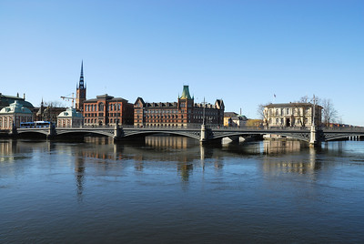 Sweden and Denmark 2013
