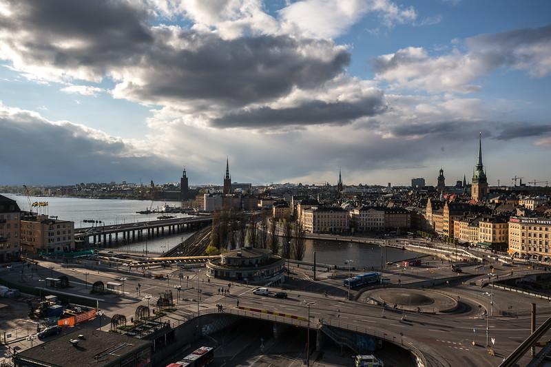 Stockholm May 2014