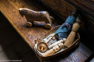 Old toys at Skansen