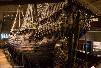 Vasa at Vasa Museum, Stockholm