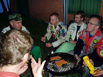 Växjö - partying with the swedish bands