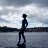 Stockholm City Hall Statue