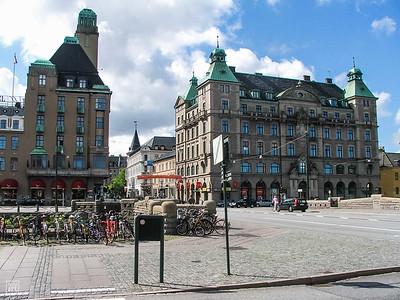 Malmö | Around the rail central station