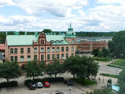 Lljungby | Main Square