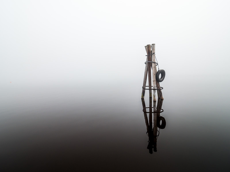Siljan Lake Reflection