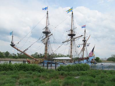 Swedish Royal Visit to Delaware 2013