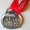 The Chicago Marathon took place a month before your arrival - they ran along the path on Lake Shore Drive and Lake Michigan.