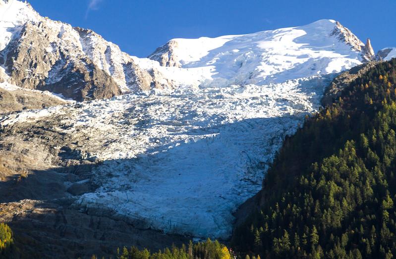 Chamonix:  Got to see several glaciers.