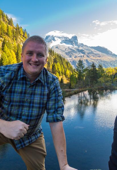 Chamonix:  Who's that rugged outdoorsman!?!?