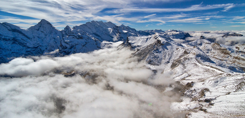 Schilthorn: Alps
