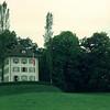 Triebschen outside Luzern. Residence of Richard Wagner