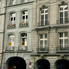 The flat where Einstein lived when he worked aat the patent office in Bern