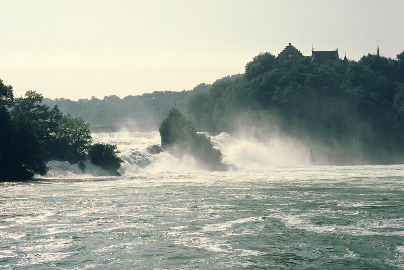 Rheinfall at Neuhausen
