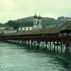Luzern and the famous bridge