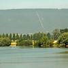 On the Neuchatel lake