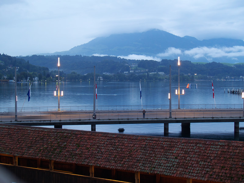 Early morning Lucerne