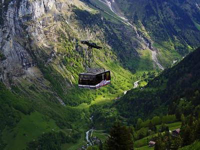 Gimmelwald, Switzerland 2006