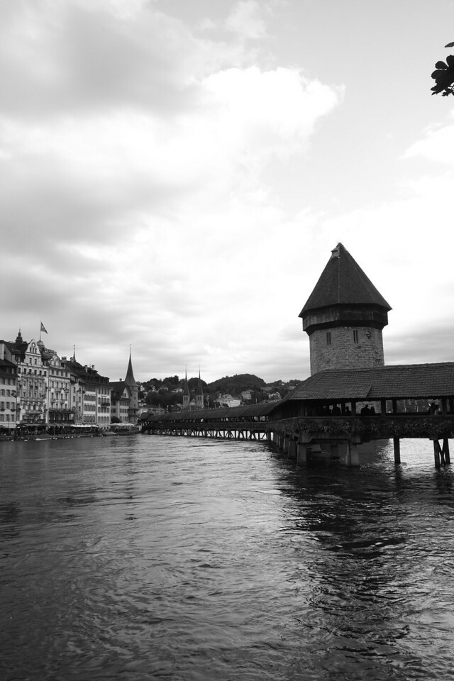 Switzerland 2008 B&W
