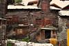 Zermatt old building.