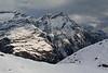 Mountains around Zermatt.