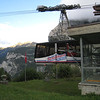 Gimmelwald - this is the Cable Car which operates on the run from Gimmelwald to Mürren.