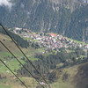 Shilthorn / Piz Gloria - this is a closer view of Mürren from the Cable Car.