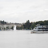 Zürich - another of the local tour and passenger boats operating on the lake.