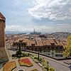 Lausanne - city view