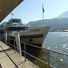 Lake Lucerne - one of the passenger boats