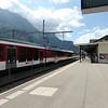 Meiringen - Rail station