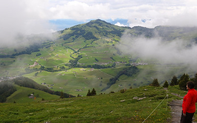 countryside in Appenzell
